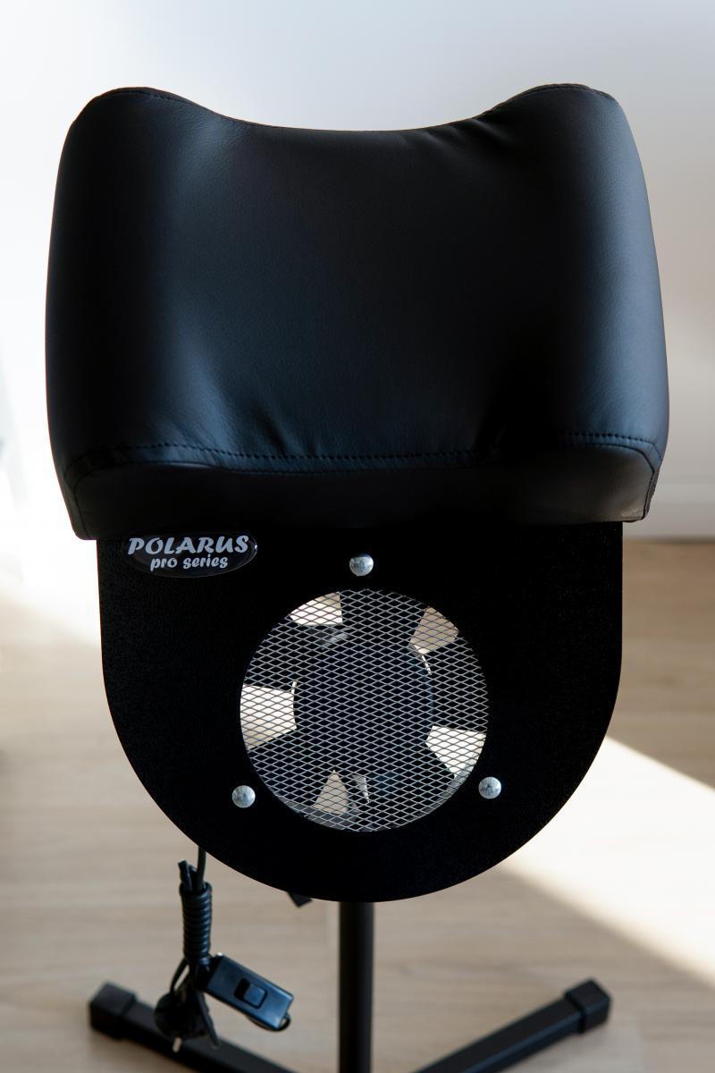 Пылесос для педикюра PD-PRO (black-plus) POLARUS вид сверху