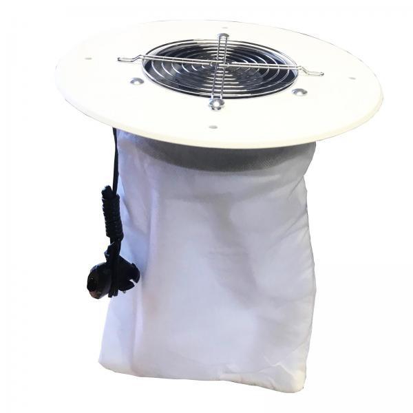 Встраиваемый пылесос для маникюра TD-MINI 3