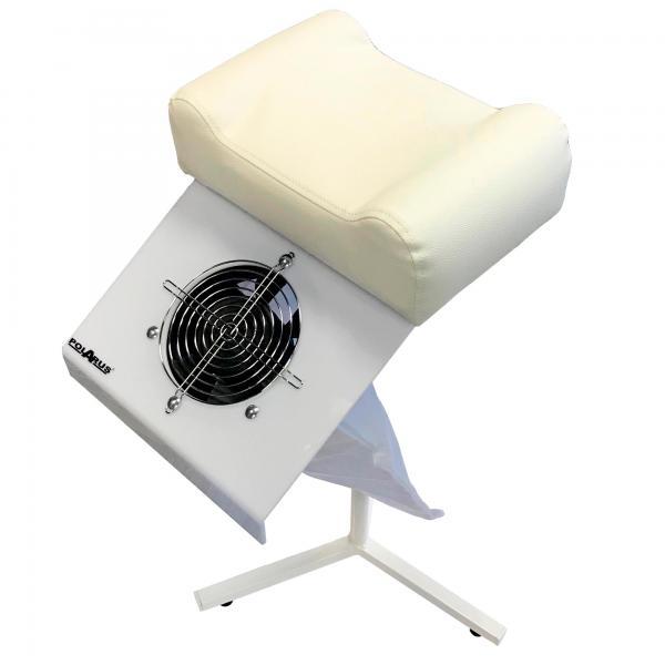 Педикюрный пылесос белый PD-65W 3