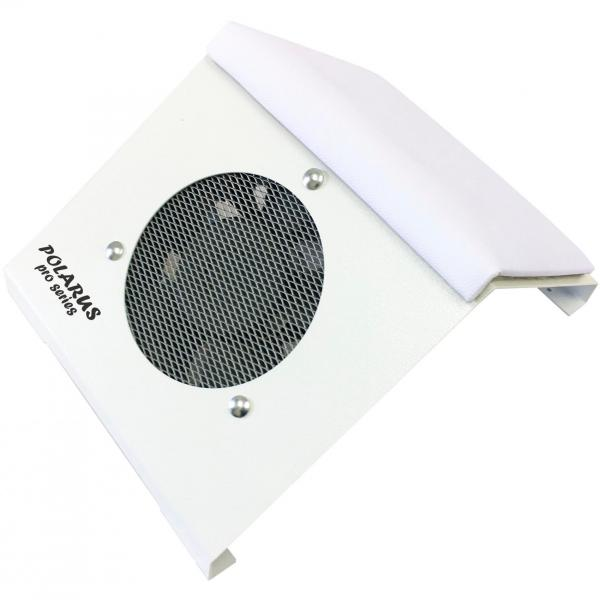 Мягкая накладка на настольный пылесос белая